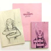 Image of Street Angel Gang process zine pack