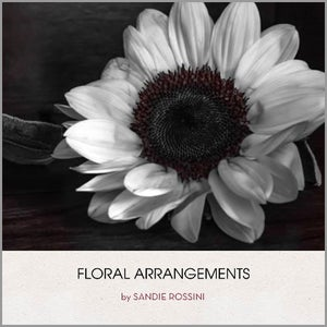 Image of The Floral Arrangements Hard Cover Book