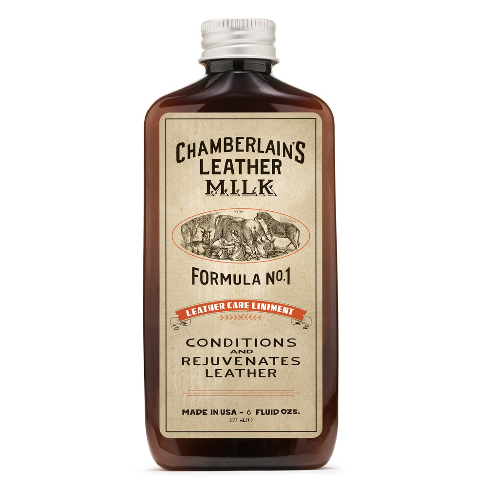 Image of Chamberlain's Leather Milk Formula No.1