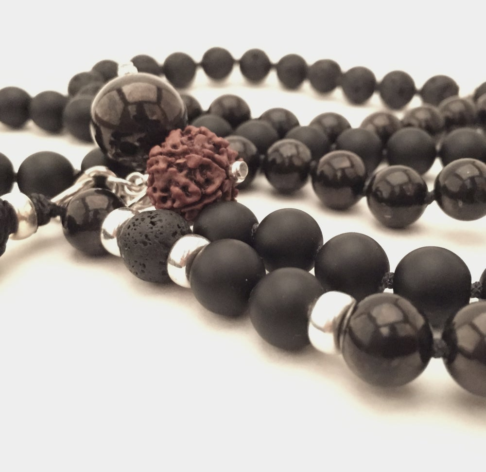Image of Double Infinity Grounding Mala