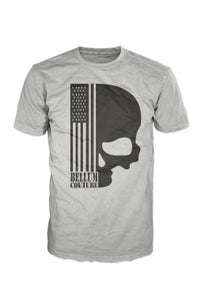 Image of Men's AmeriSkull (GREY)