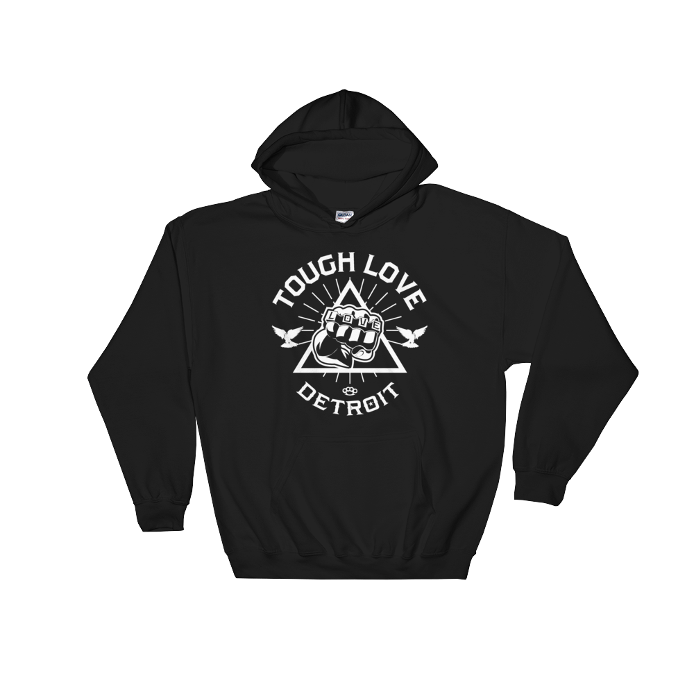 Image of Tough Love Detroit - hooDie