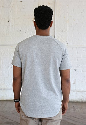 Image of Lux Tee | Grey