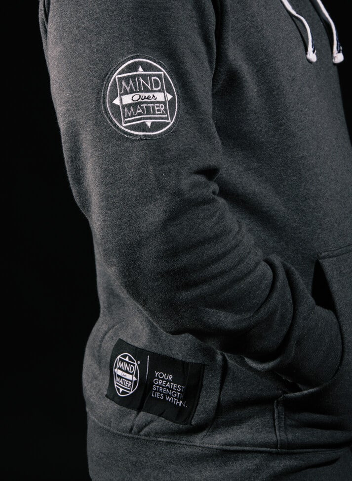 Image of AMBITION ZIP-HOODIE
