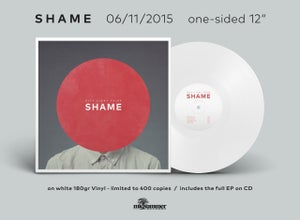"Image of Shame - CD  (12"" currently out of stock)"