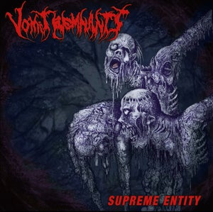 Image of VOMIT REMNANTS-SUPREME ENTETY-LP