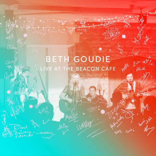 Image of Beth Goudie - Live At The Beacon Cafe: CD