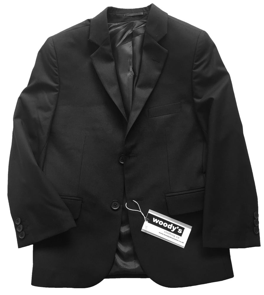 Image of Black Suit