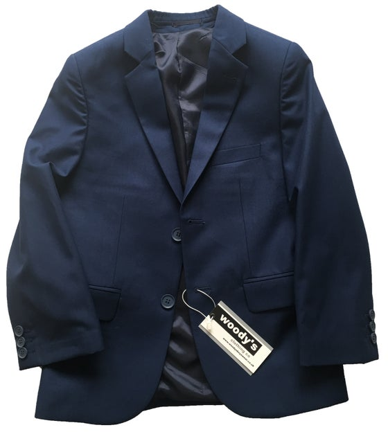 Image of Blue Suit