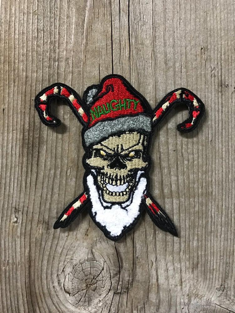 Image of Naughty Santa