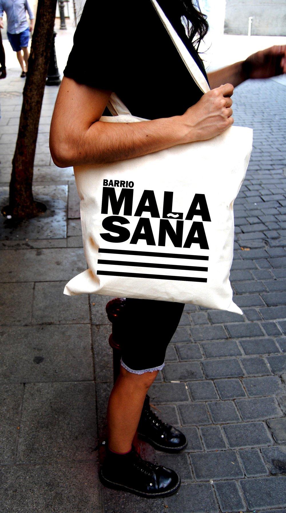 Bolso Barrio Malasaña