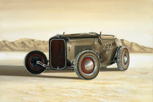 Image of Salt Flats Roadster