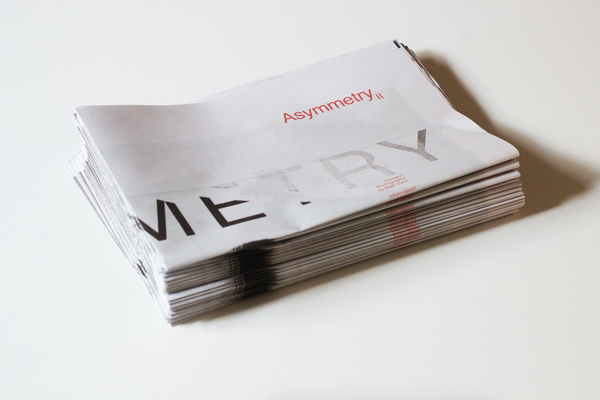 Image of Asymmetry Magazine