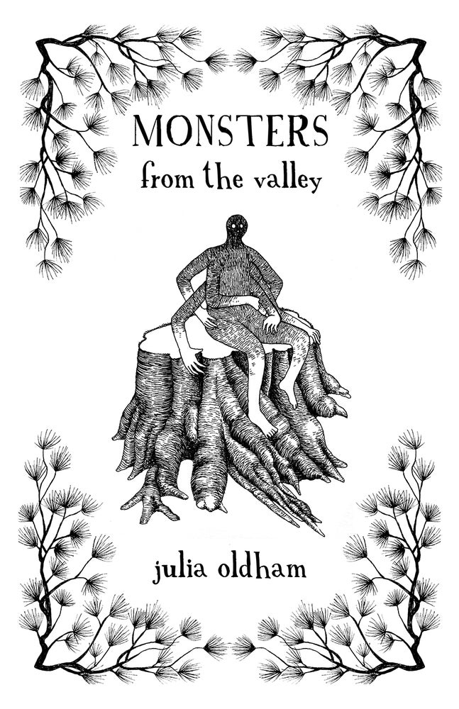 Image of Monsters from the Valley