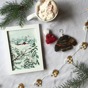 Image of Winter Print