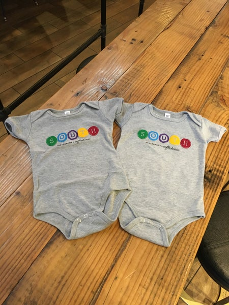 Image of American Apparel Baby Onesies