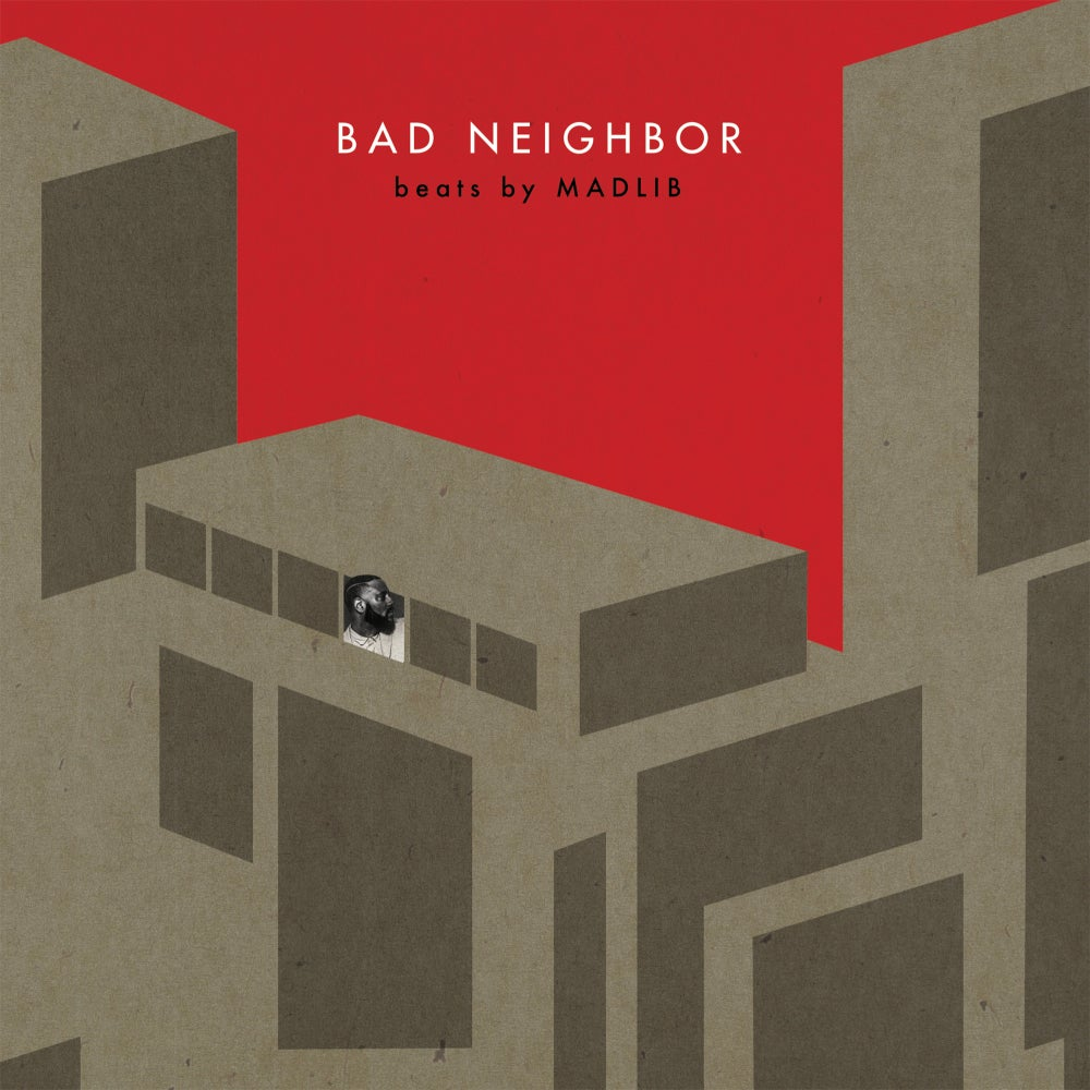 Image of Bad Neighbor Instrumentals by Madlib