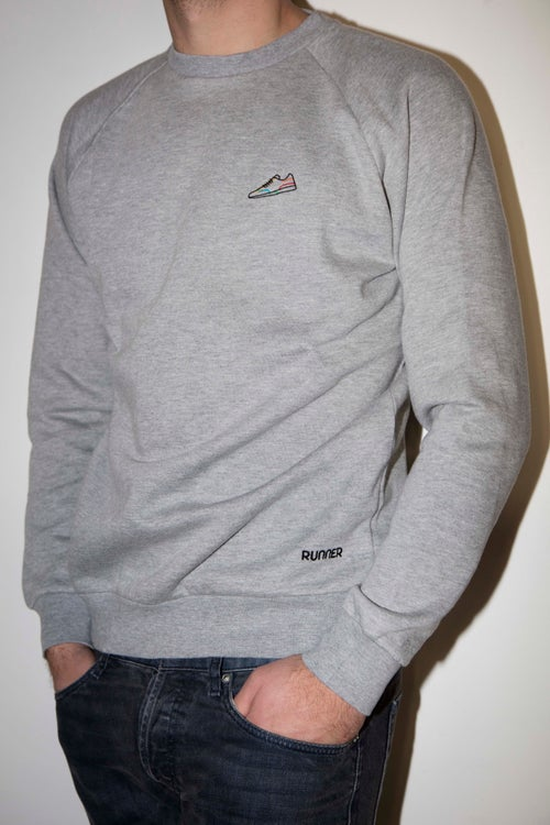 Image of Sweat Le Runner! (Gris)