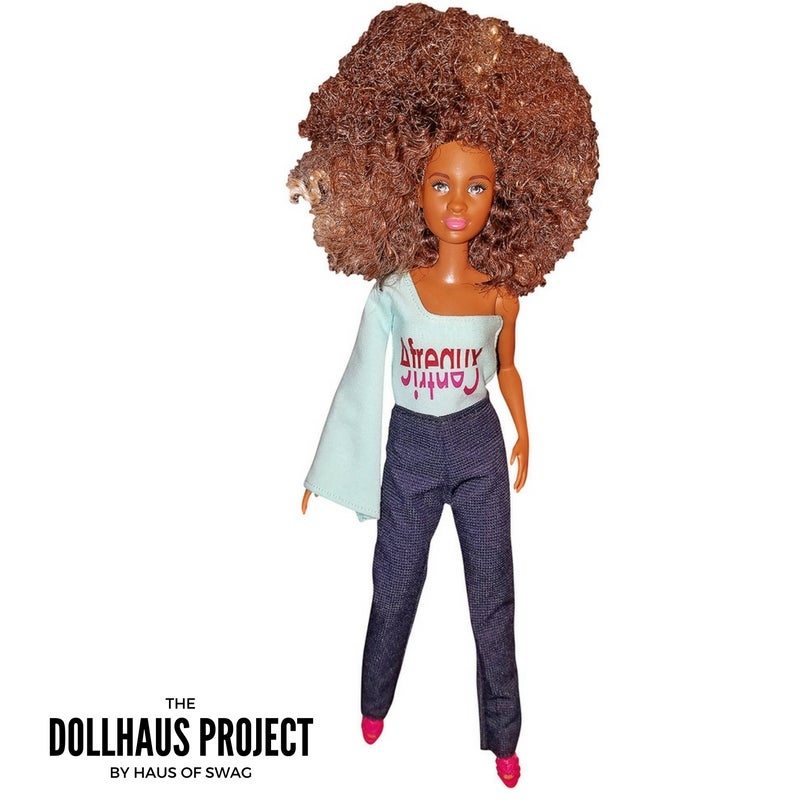 Image of Afreaux Centric   Fashion Collector Doll