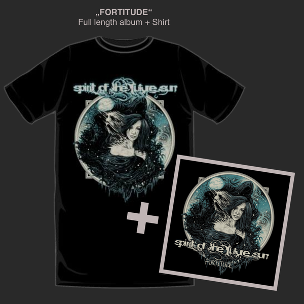 "Image of Bundle ""Fortitude"" Album + Shirt"
