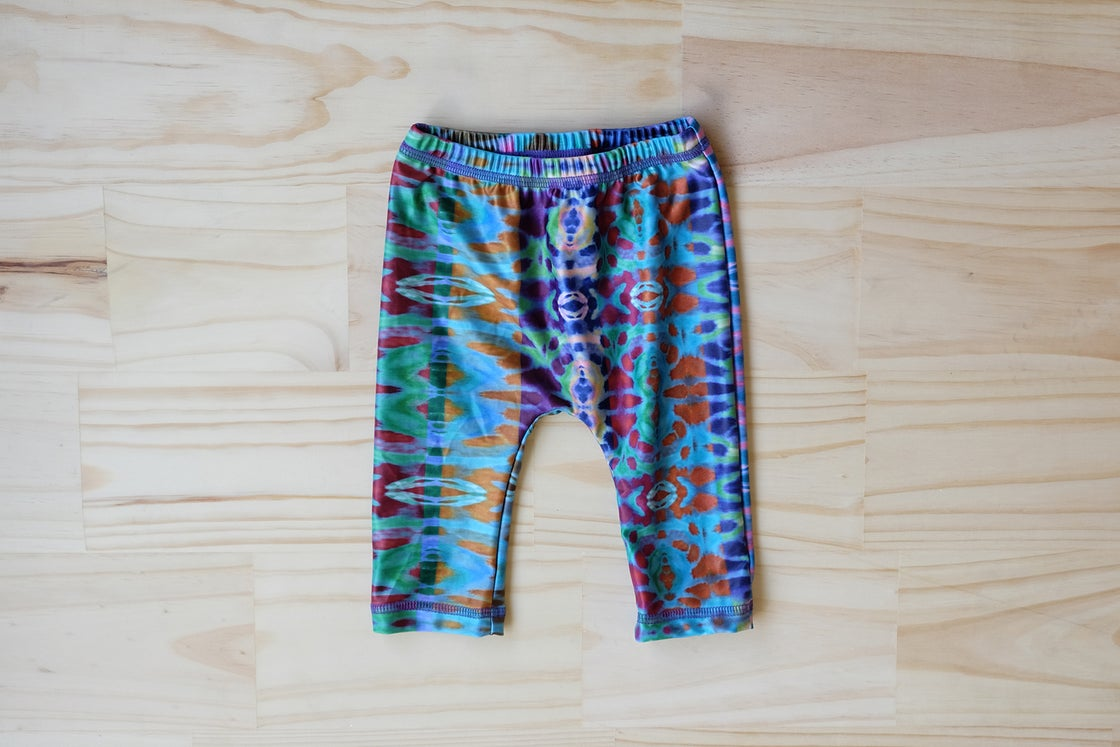 Image of KIDS SWIM - ORION LEGGING - AZTEC