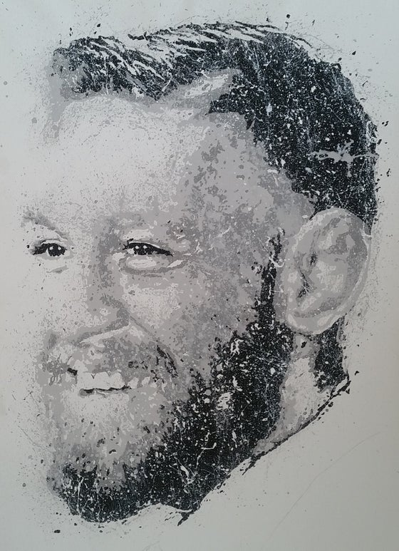 Image of Conor McGregor A4 Prints