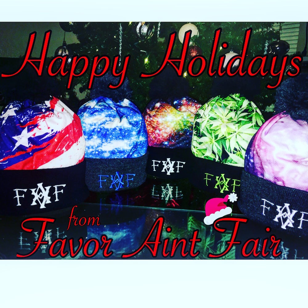 Image of Pom Beanies (Email order color)