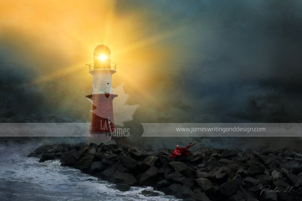 Image of Psalm 27 -- The Lighthouse