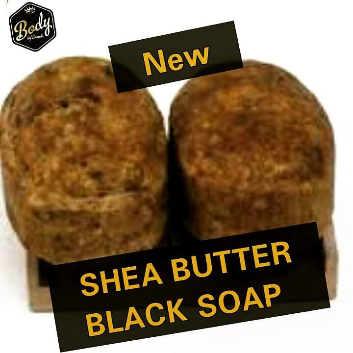 Image of Shea Butter BlackSoap