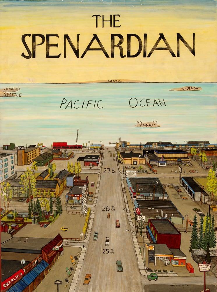 Image of The Spenardian