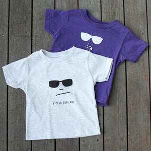 Image of Boys Classic Logo Youth T-Shirts