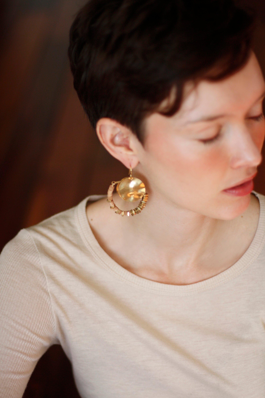 Image of Single Grow Earring (SOLD)