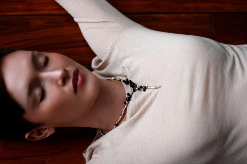 Image of Manzanita Berries Necklace