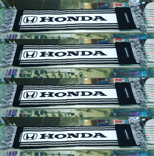 Image of NEW Honda Beanies & Scarf