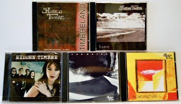 Image of CD-Bundle