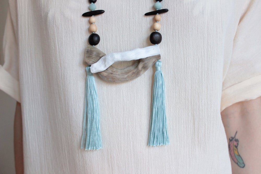 Image of Ceremony Necklace: WATERFALL