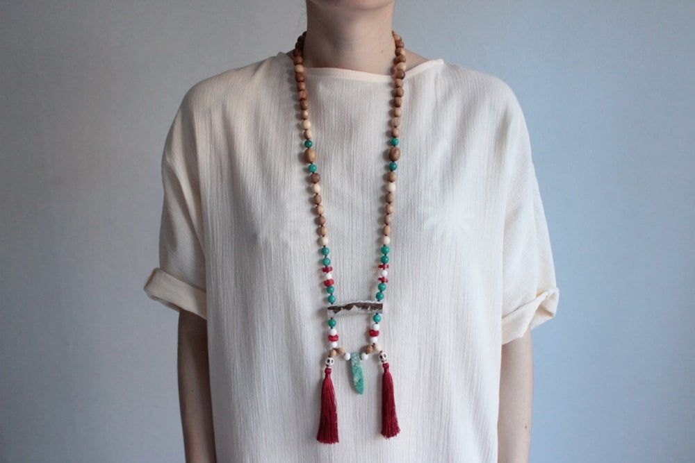 Image of Ceremony Necklace: KASSERIIN