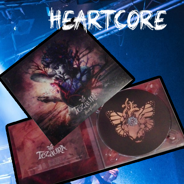 Image of NEW EP Heartcore