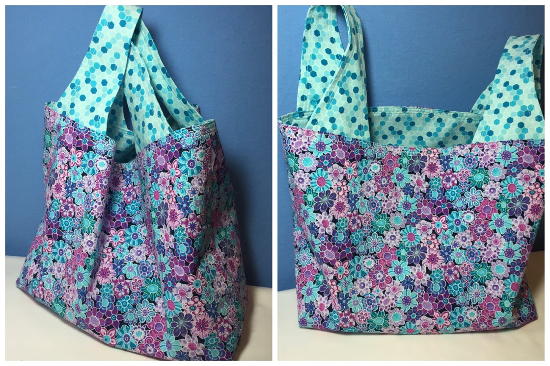 Image of Reversible Tote