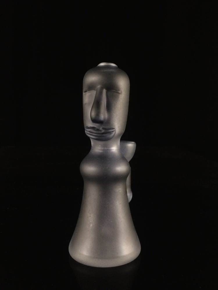 Image of Black Violet Moai Jammer