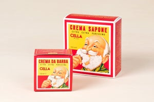 Image of SAPONE DA BARBA / SHAVING SOAP