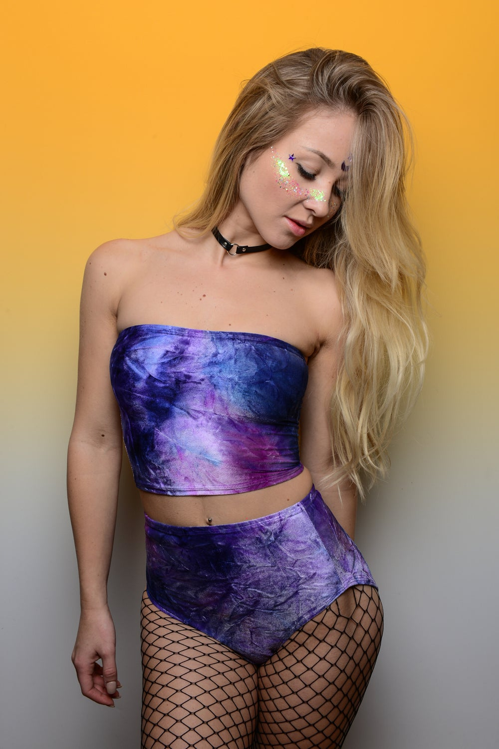 Image of Velvet Skies Tube Top