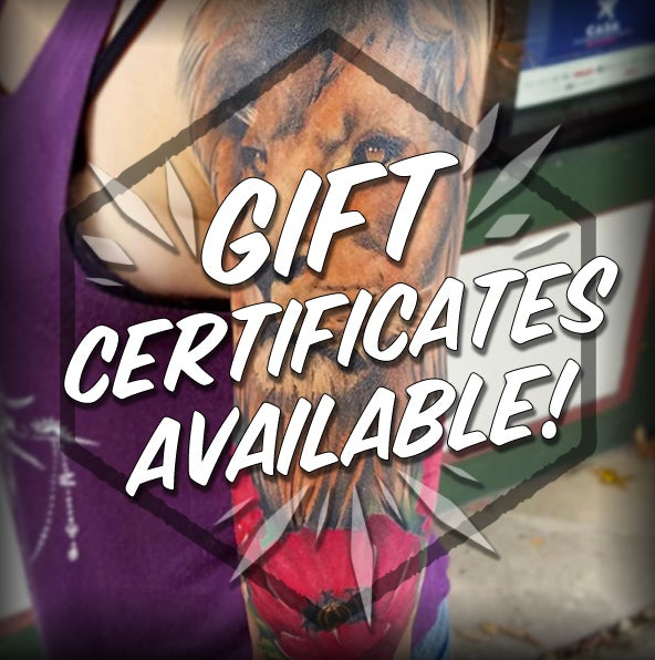 Image of Gift Certificate!