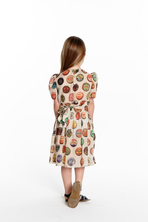 Image of Riga Dress - Vintage Soda Pop