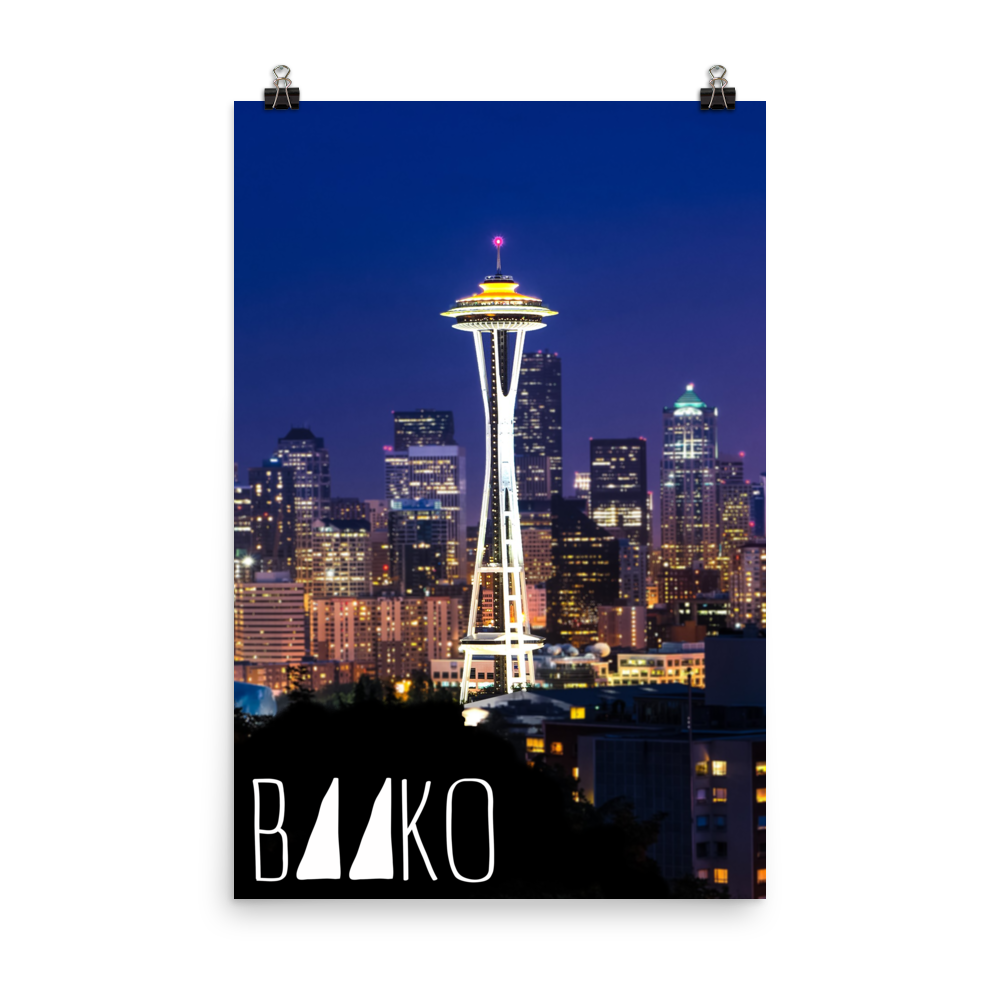Image of BAAKO Poster