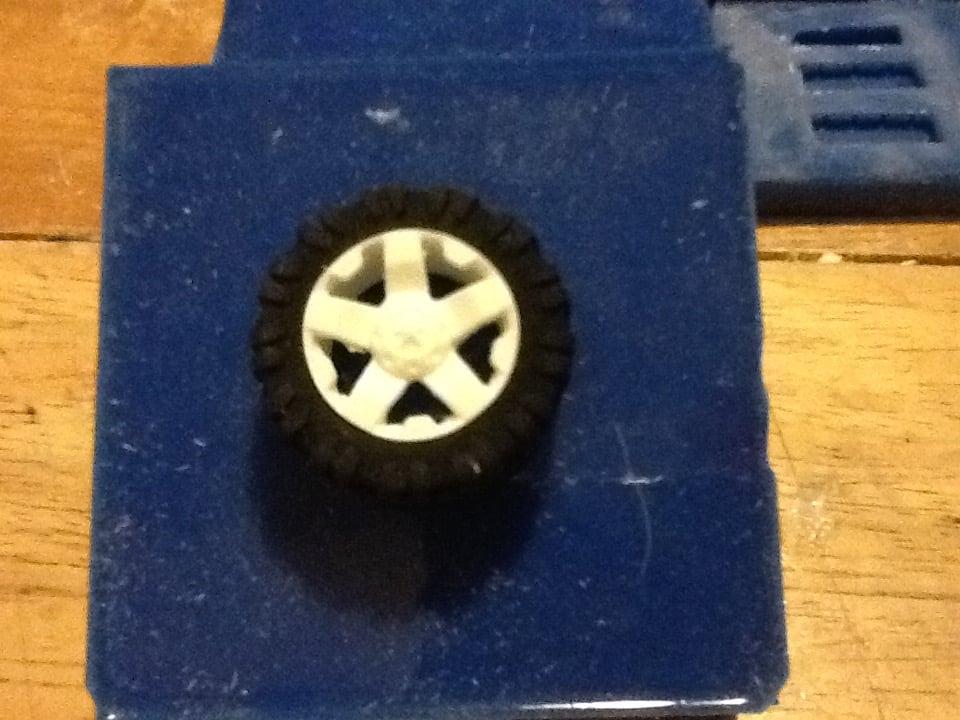 Image of Rockstar wheels
