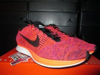 "Flyknit Racer ""Hyper Orange/Vivid Purple"" - FAMPRICE.COM by 23PENNY"
