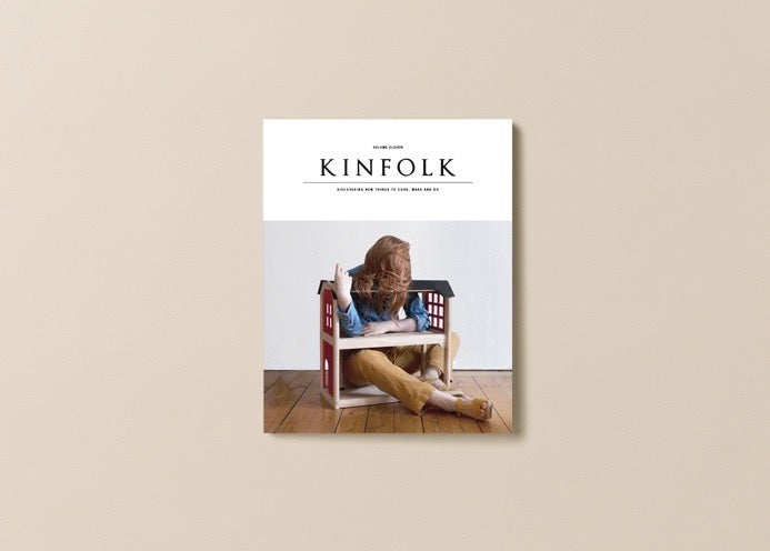 Image of KINFOLK volume 11