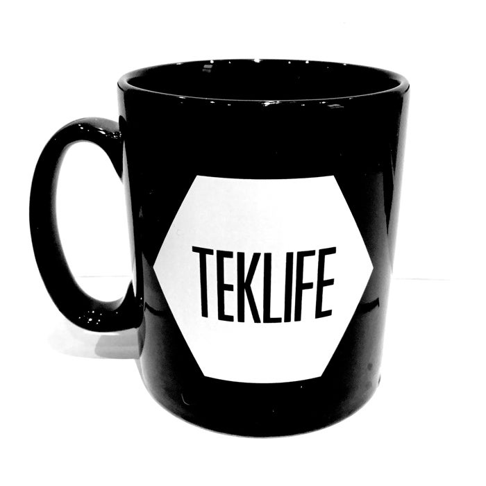Image of TEKLIFE COFFEE CUP