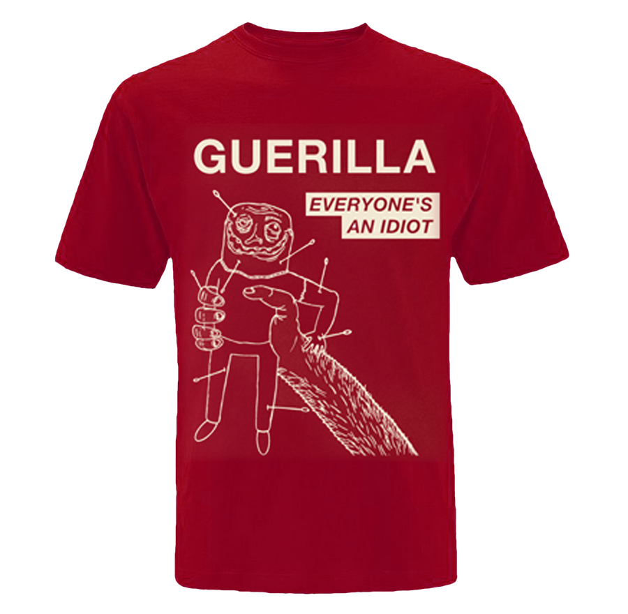 Image of GUERILLA T-shirt